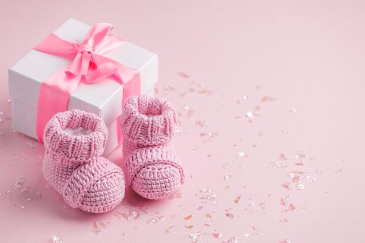 scarpine neonato fai da te