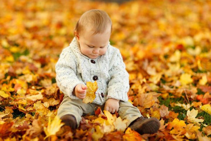Lavoretti per bambini in autunno