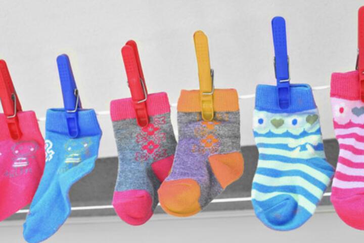 Giochi con i calzini