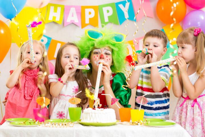 organizzare feste di compleanno bambini