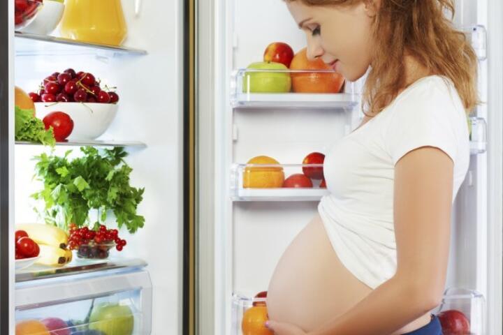 educazione al gusto gravidanza