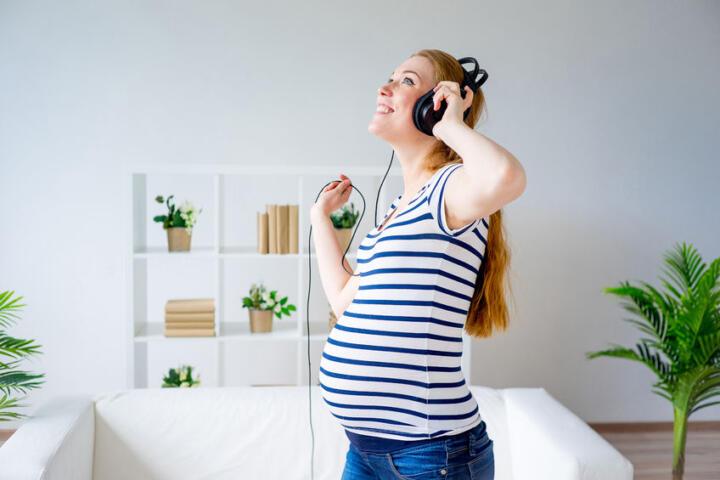 musica gravidanza