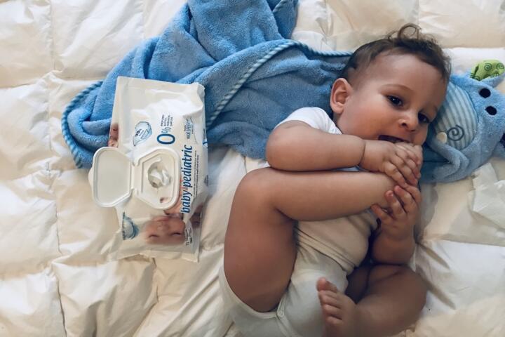 salviettine baby pediatric