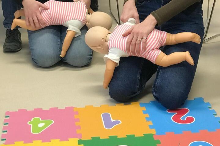 corso manovre disostruzione pediatrica