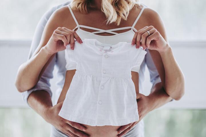 sono incinta di una femmina