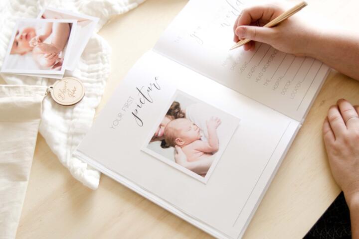diario nascita neonato