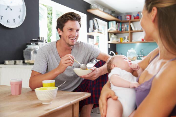 nutripedia prima colazione famiglia