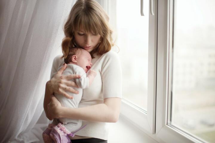 mamma e donna