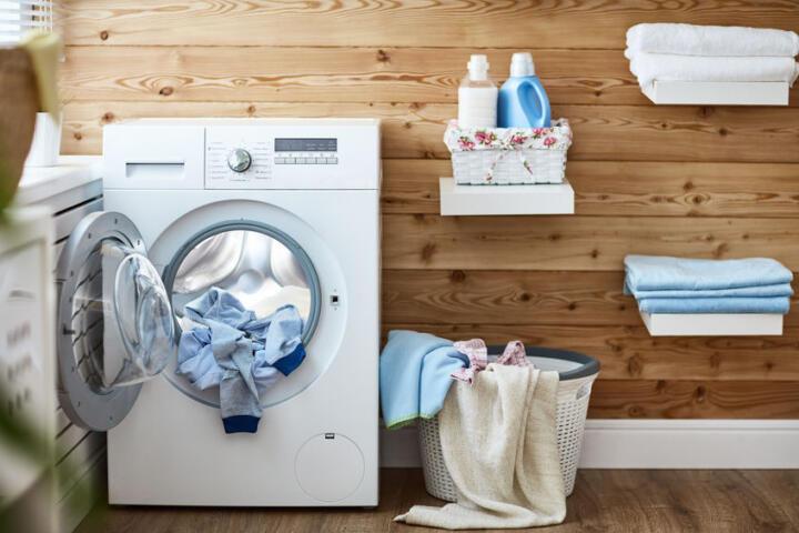organizzare lavanderia