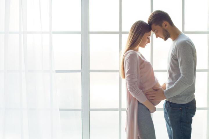 gravidanza in casa