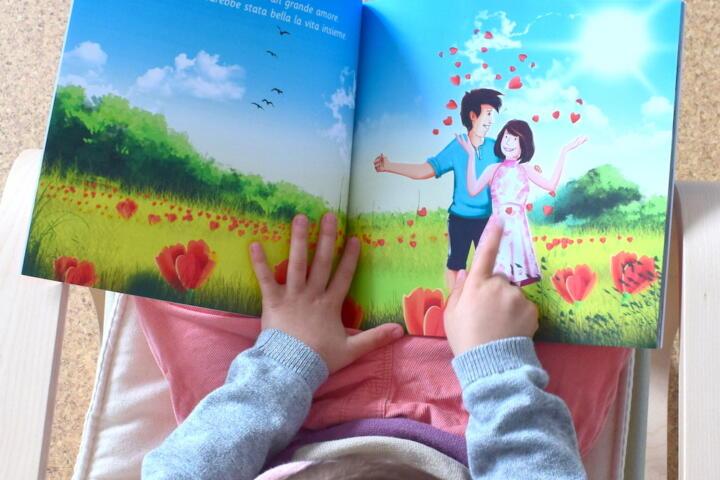 concepimento fecondazione assistita libri bambini