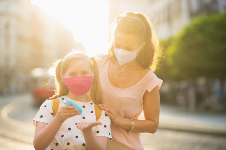 coronavirus genitori e figli