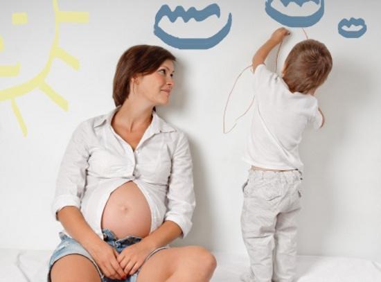 35 settimane di gravidanza