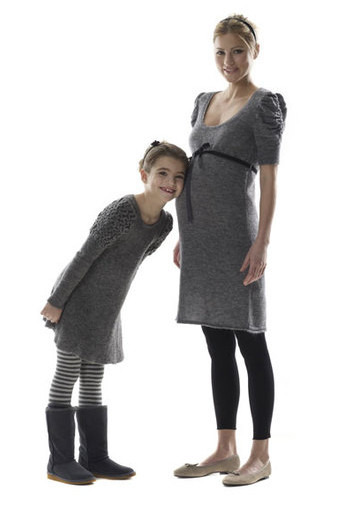 negozio online 3f379 fae17 Abbigliamento Premaman inverno 2010-2011: la collezione ...
