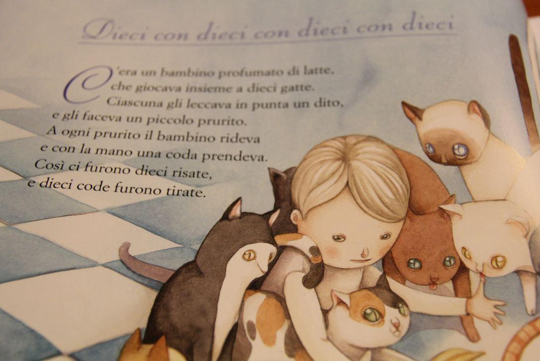 BambiniC'era Profumato Un Letture Di Per Bambino Latte QdhCtrxsB