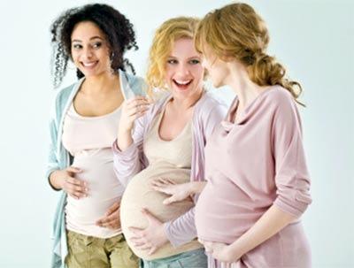 ovaio sinistro fa male allinizio della gravidanza