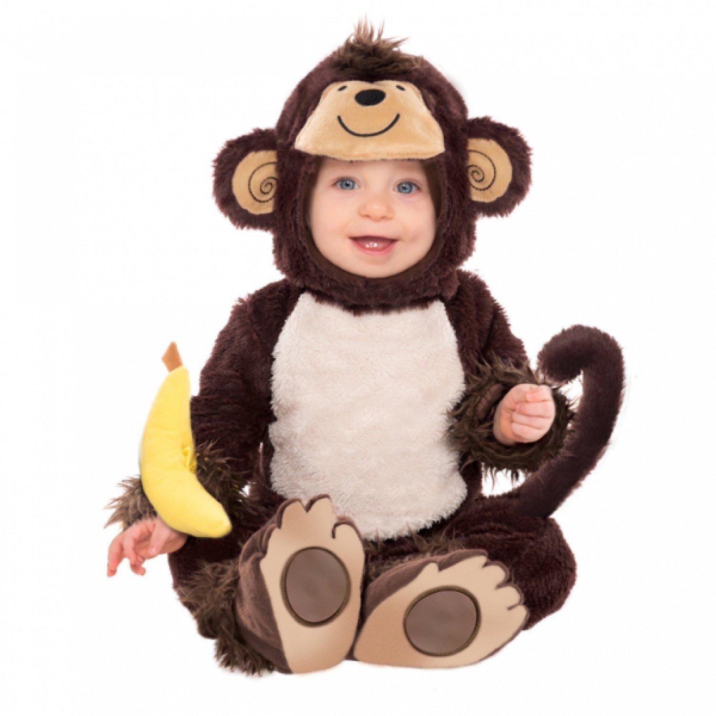 vestito scimmietta