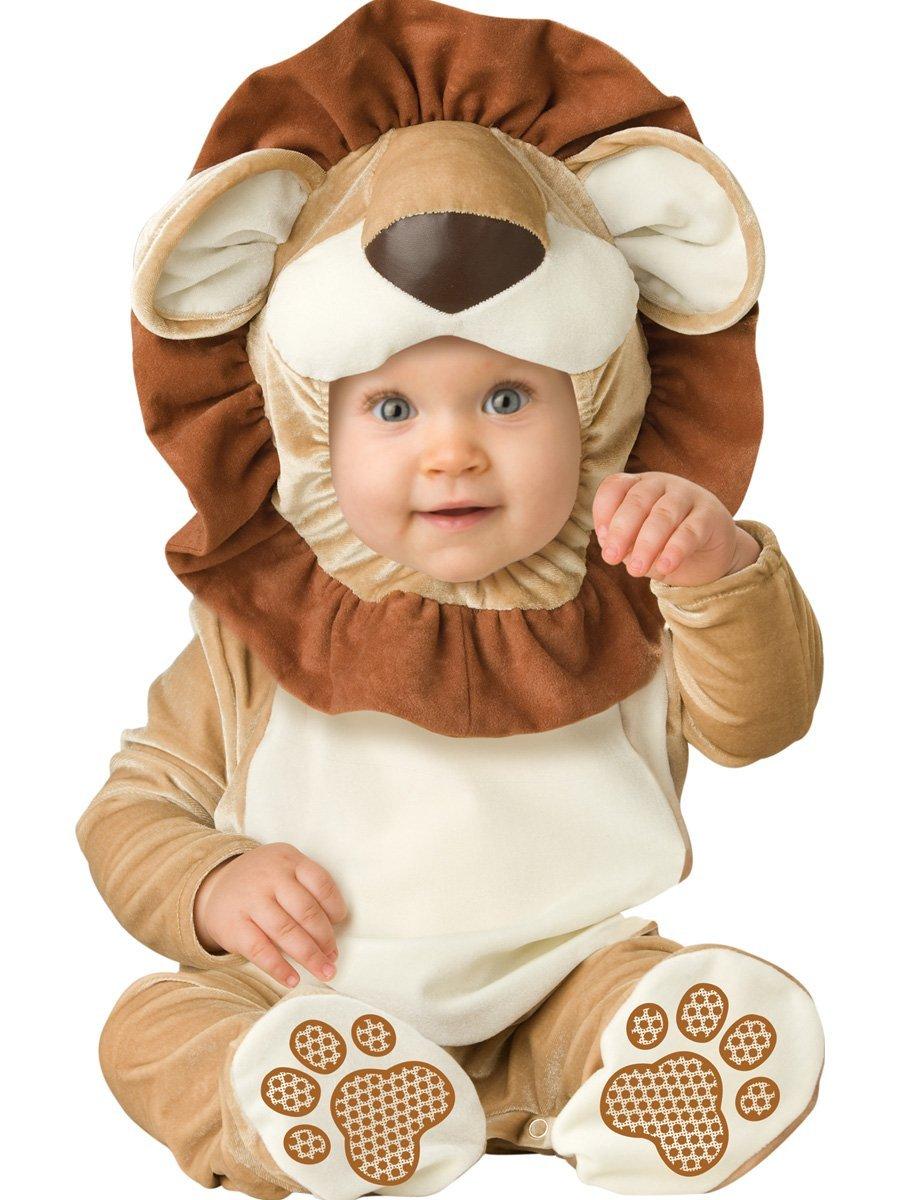 vestito leone neonato