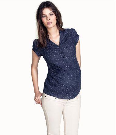 nuovo stile 3e125 b0e3d Moda premaman estate 2013: le proposte di H&M ...