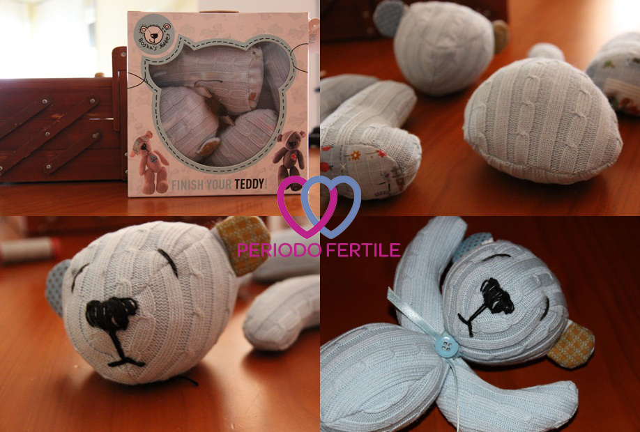 Preferenza Come creare un orsetto Teddy personalizzato - PeriodoFertile.it FG59