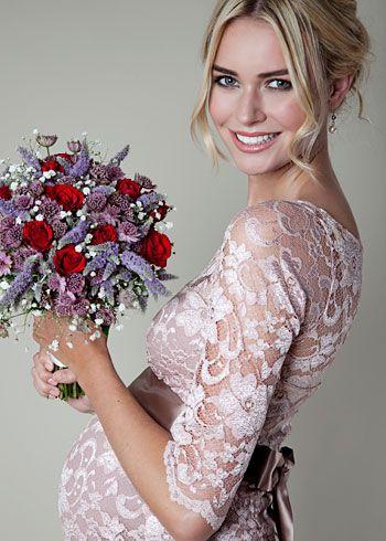Favoloso Gli abiti da sposa premaman? Cercateli anche sul web  JF12