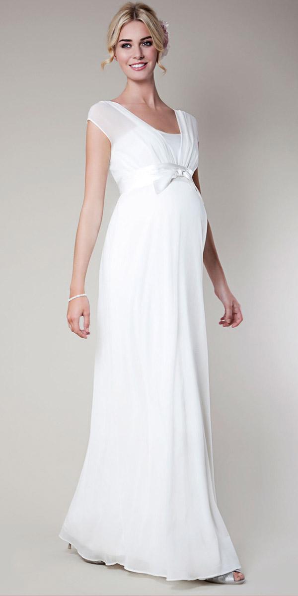 Molto Gli abiti da sposa premaman? Cercateli anche sul web  MN78