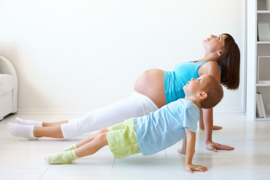Pilates in gravidanza e nel post parto