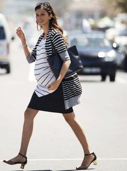 più economico f33f4 cbbad vestiti Premaman Prenatal 2014 primavera estate ...