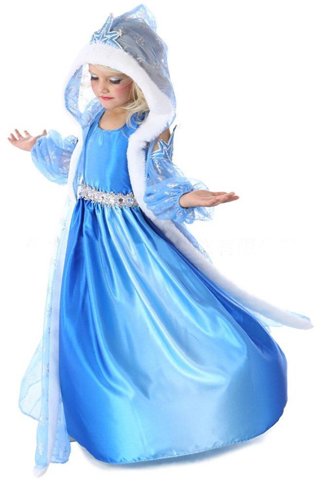 vestito frozen carnevale