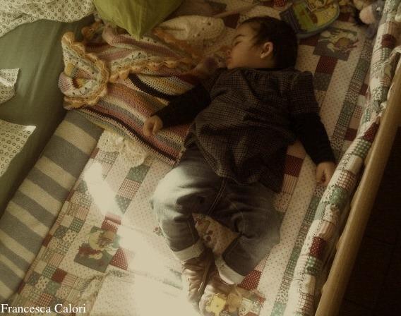 Co sleeping il mio punto di vista sul sonno condiviso - Lettino attaccato al letto ...