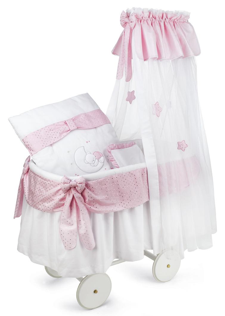Culle romantiche e fasciatoi per una cameretta da sogno - Ikea culle per bambini ...