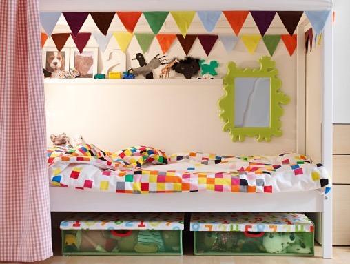 Di bambini, camerette e soluzioni perfette con #funkymamasperIKEA ...