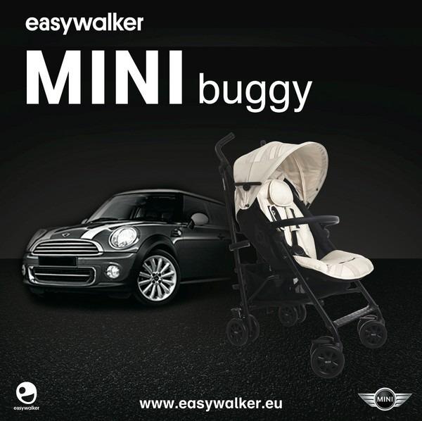 Mini Buggy Di EasyWalker, Il Passeggino Della MINI