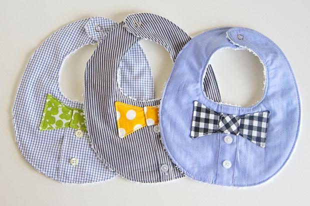 bavaglino-stoffa-fai-da-te-vecchie-camicie