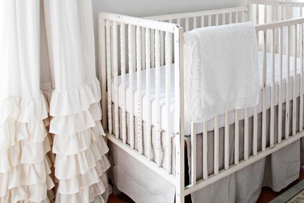 Tende Per Camerette Per Neonati : Tende per la cameretta dei bambini: idee fai da te periodofertile.it