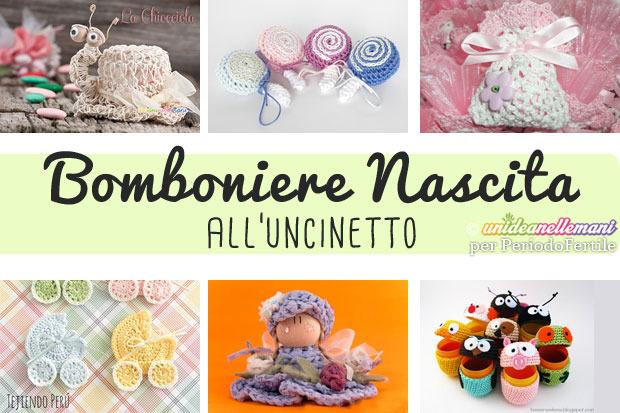 Bomboniere Nascita Alluncinetto 6 Graziose Idee Con Tutorial