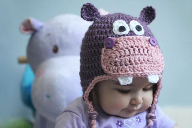 cappello uncinetto bambini