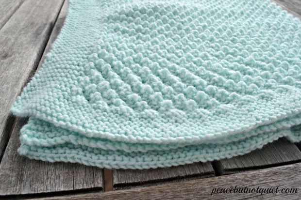 Best Knitting Stitches For Baby Blanket : 7 modi diversi per fare copertine per bambini fatte a mano - Periodo Fertile