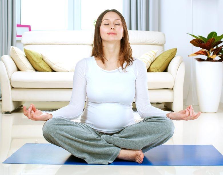 meditazione gravidanza