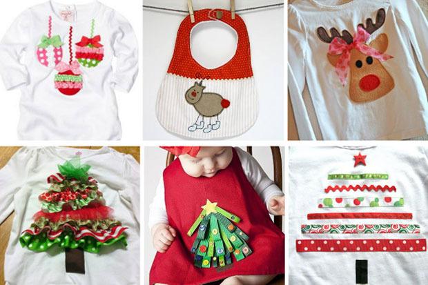 Vestire i bambini a natale idee per creare da sole for Accessori per neonati