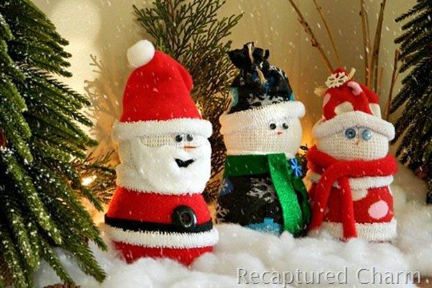 Babbo Natale Con Le Palle Campobassopellicce