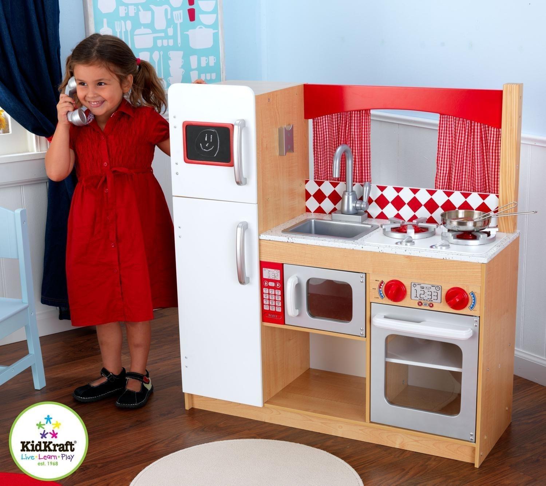 Le cucine giocattolo un regalo che non si sbaglia mai - Cuisine nature et decouverte ...