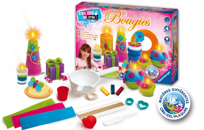 Giochi per bambini: kit candele