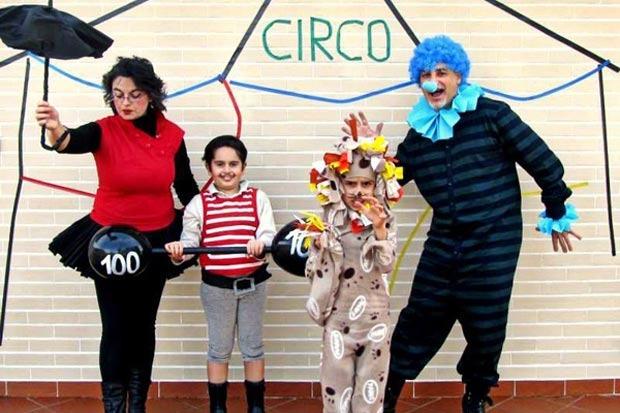 costume carnevale famiglia_circo