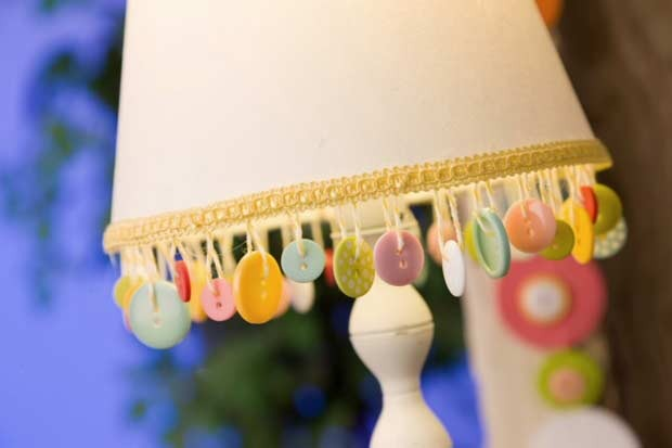 13 idee per creare simpatiche lampade per la cameretta dei bambini   Periodo Fertile -> Lampadario Fai Da Te Bambini