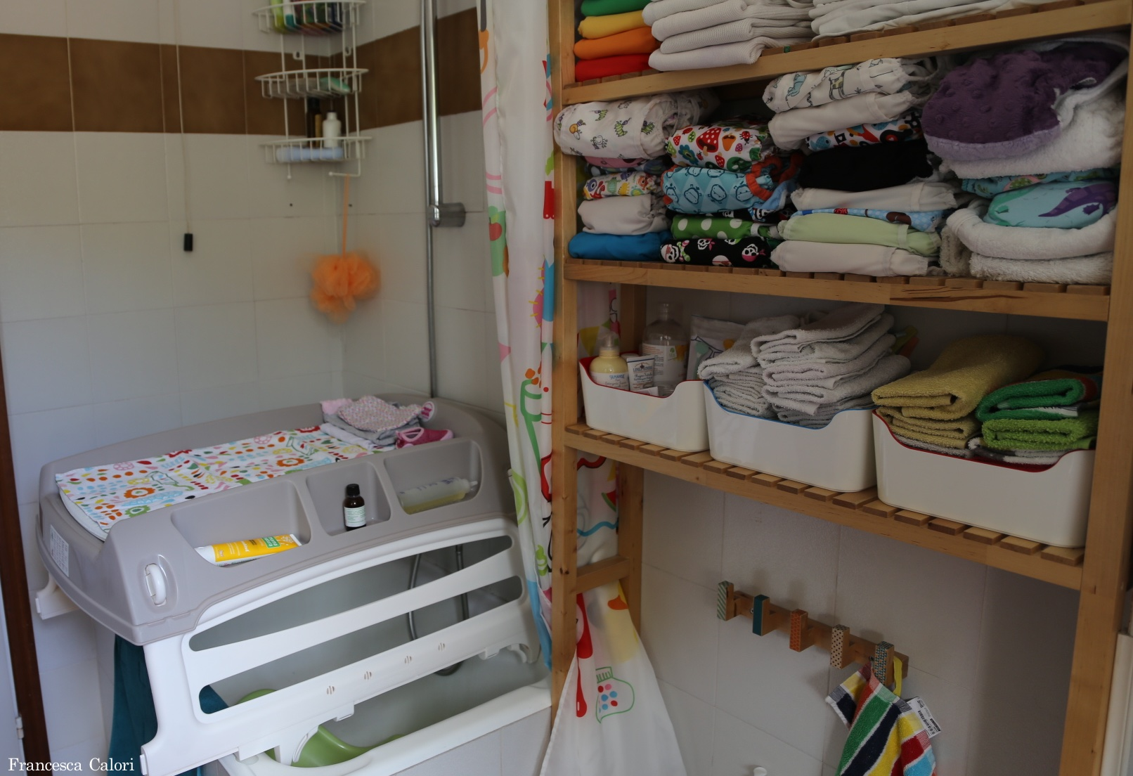 Organizzare I Cassetti Del Bagno : Consigli per un fasciatoio organizzato periodofertile