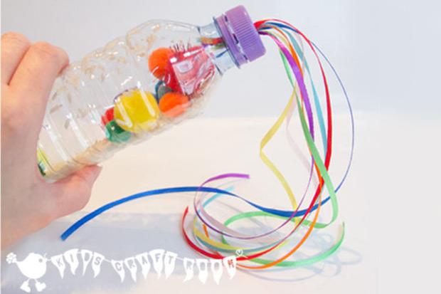 Pannello Solare Fai Da Te Con Bottiglie Di Plastica : Giochi sensoriali per bambini idee fai da te