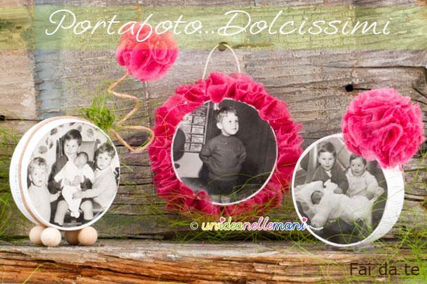 Exceptionnel 6 simpatiche idee regalo fai da te per la Festa della Mamma  TA97