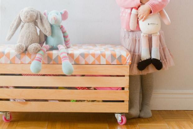 Soluzioni Fai Da Te Per Organizzare I Giocattoli Dei Bambini