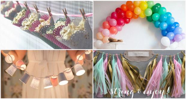 Festa di compleanno per bambini tante idee fai da te for Decorazioni feste